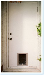 Purrfect Pet Doors Dog and Cat Door Installation